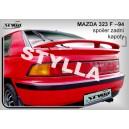 Mazda 323F 89-94 - křídlo