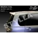 Mazda 2 5dv. 03-07 - střešní spoiler, stříška