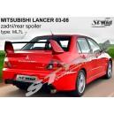 Mitsubishi Lancer sedan 03-08 - křídlo WRC