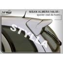 Nissan Almera htb 95-00 - střešní spoiler, stříška