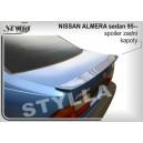 Nissan Almera sedan 95-00 - křídlo