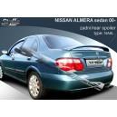 Nissan Almera sedan 00- _ křídlo s brzd.světlem - LED diody