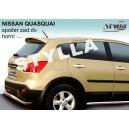 Nissan Qashqai 07- _ střešní spoiler, stříška