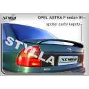 Opel Astra F sedan 91- _ křídlo