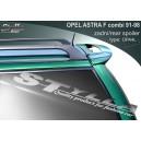 Opel Astra F combi 91- _ střešní spoiler, stříška
