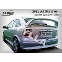 Opel Astra G htb 98- _ křídlo WRC