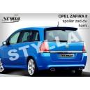Opel Zafira II 05- _ střešní spoiler, stříška