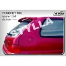 Peugeot 106 96- _ střešní spoiler, stříška
