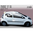 Peugeot 107 5D 05- _ střešní spoiler, stříška