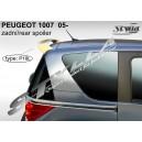 Peugeot 1007 05- _ střešní spoiler, stříška
