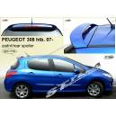 Peugeot 308  07- _ střešní spoiler, stříška