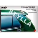 Renault Clio I 90-98 - střešní spoiler, stříška