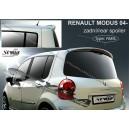 Renault Modus 04- _ střešní spoiler, stříška