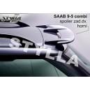 Saab 9-5 combi  98- _ střešní spoiler, stříška