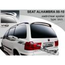 Seat Alhambra II 00-10 - střešní spoiler, stříška