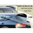 Seat Altea XL 06- _ střešní spoiler, stříška