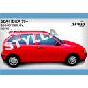 Seat Ibiza 99-02 - střešní spoiler, stříška