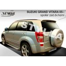 Suzuki Grand Vitara 05- _ střešní spoiler, stříška