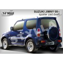 Suzuki Jimny 98- _ střešní spoiler, stříška