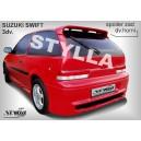 Suzuki Swift 3D 97- _ střešní spoiler, stříška