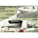 Škoda Fabia I htb 99-08 - střešní spoiler, stříška