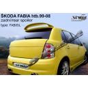 Škoda Fabia I htb 99-08 - střešní spoiler, stříška Extreme