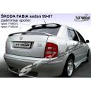 Škoda Fabia I sedan 99-07 - křídlo