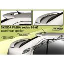 Škoda Fabia I sedan 99-07 - spoiler střešní