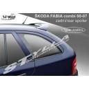 Škoda Fabia I combi 00-07 - střešní spoiler, stříška