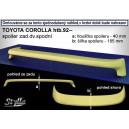 Toyota Corolla htb 92-97 - křídlo