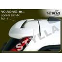 Volvo V50 combi 04- _ střešní spoiler, stříška