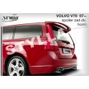 Volvo V70 III combi 07- _ střešní spoiler, stříška