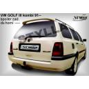 VW Golf III combi 93-99 - střešní spoiler, stříška