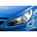 Opel Corsa D 06-10 – mračítka světel