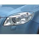 Škoda Fabia 2 06-10 – mračítka světel