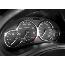 Rámečky budíků Mercedes Benz W210 96-99