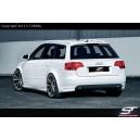 Audi A4 B7 – kryty prahů EXCLUSIVE LINE