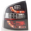 Čirá světla Škoda Octavia Combi 04-09 - LED, černá