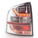 Zadní světla Škoda Octavia Combi 04-09 - LED, krystal
