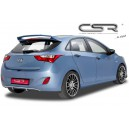 Hyundai i30 spoiler zadního nárazníku