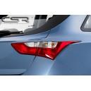 Hyundai i30 mračítka zadních světel
