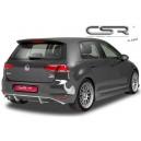 VW Golf 7 spoiler zadního nárazníku