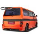 VW T4 spoiler zadního nárazníku