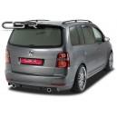 VW Touran GP Facelift spoiler zadního nárazníku