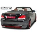 BMW E82/E88 1er spoiler zadního nárazníku