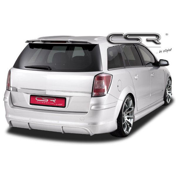zadn tuning spoiler opel astra h caravan za nejlep cenu. Black Bedroom Furniture Sets. Home Design Ideas