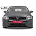 VW Golf 7 spoiler předního nárazníku