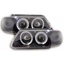 Čirá optika Citroen Saxo 96-03 – černá