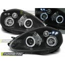 Čirá optika Fiat Grande Punto 05-08 černá