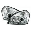 Čirá optika Hyundai Tucson 04-10 chrom